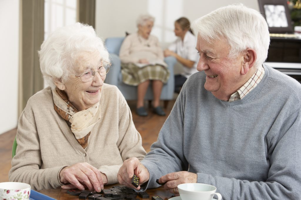 Megoldás lehet az idősotthon